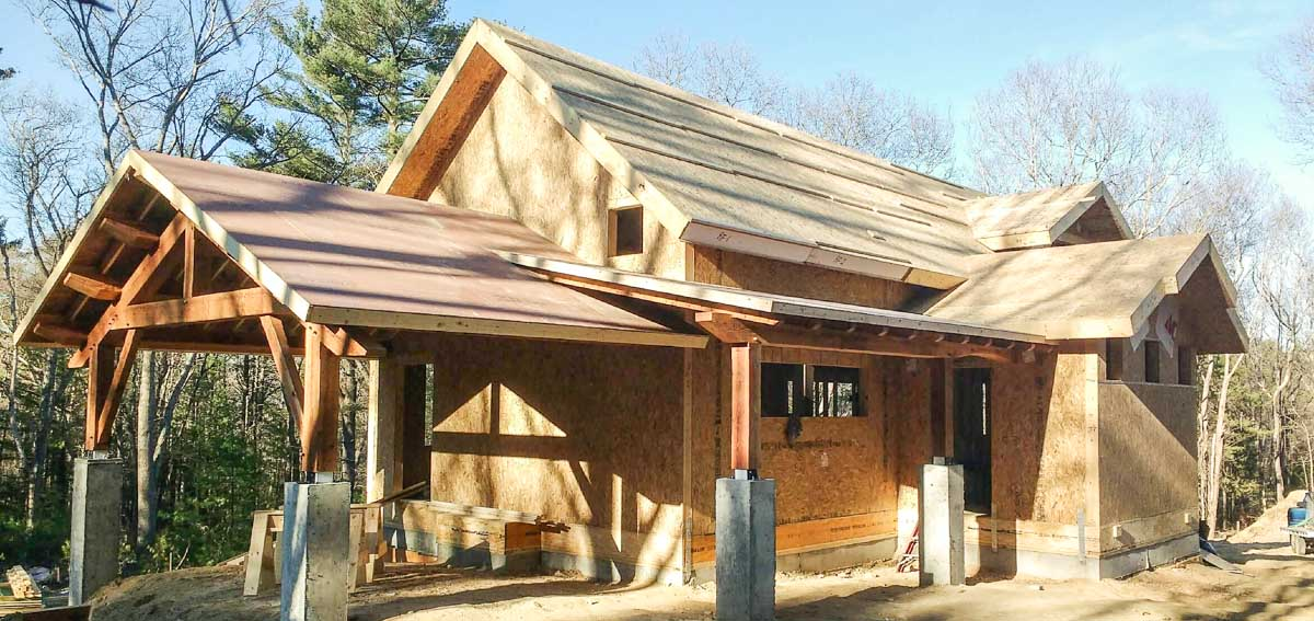Timber Frame Home Designs Cabin Timberbuilt