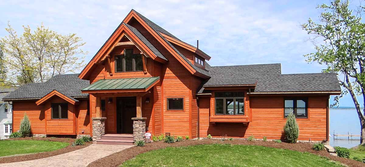 timber home design. Front entry olive timber home Timber Frame Home Designs  Timberbuilt The Olive
