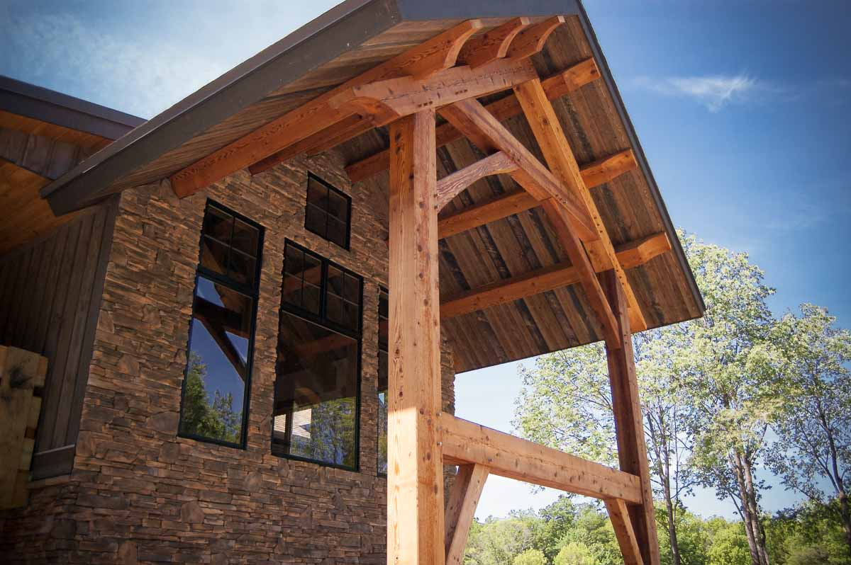 Timber Frame Home Designs Kirsch Timberbuilt