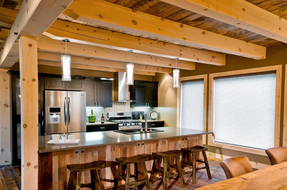 Timber Frame Home Designs Marshal Timberbuilt
