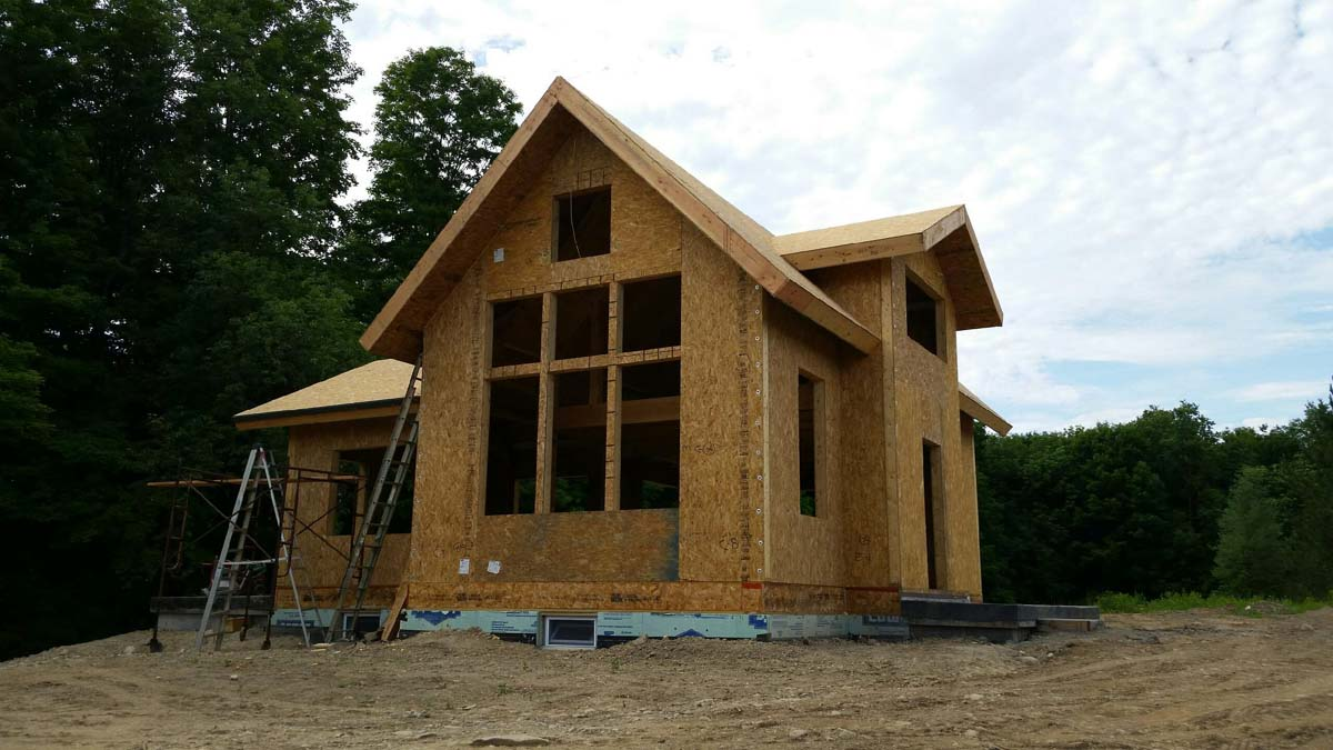 Timber Frame Home Designs Micro Timberbuilt