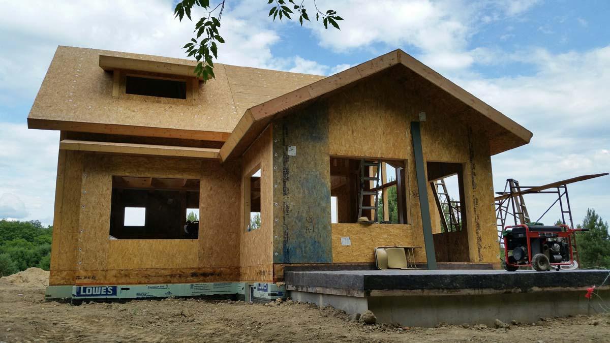 Timber Frame Home Designs Micro Timberbuilt