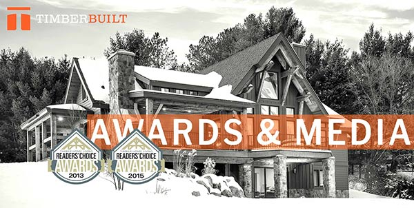 Thumbnail link to timber frame design awards page