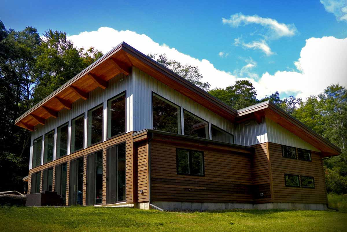Image Gallery Timber Frame House Construction Amp Design