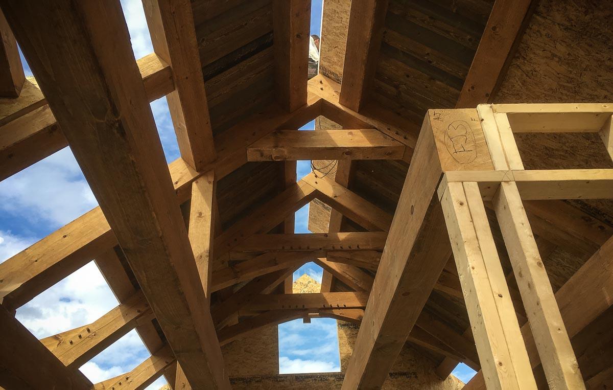 Timber Frame Home Designs Cabin Timberbuilt