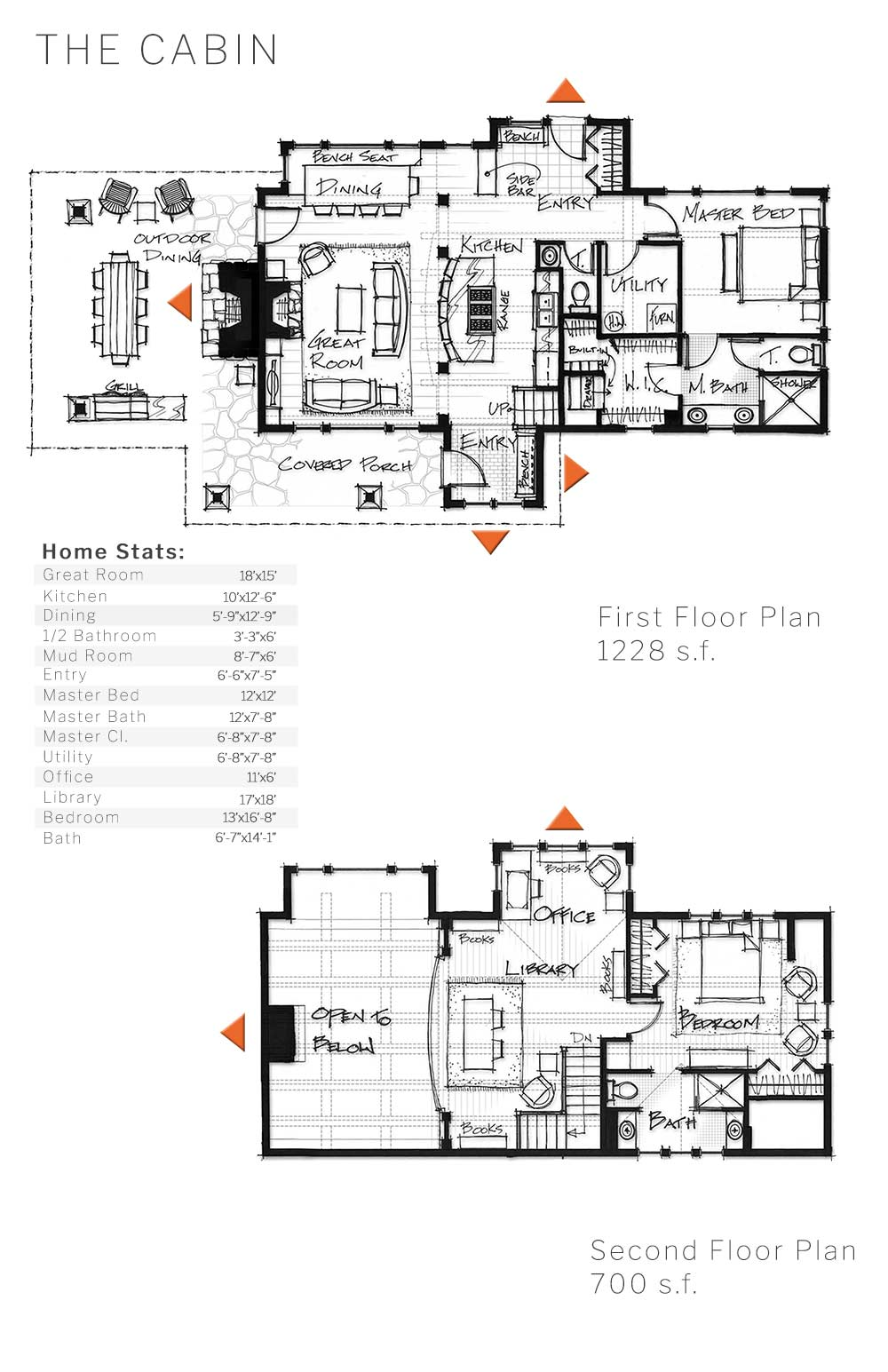 Timber Frame Home Designs | Cabin | Timberbuilt
