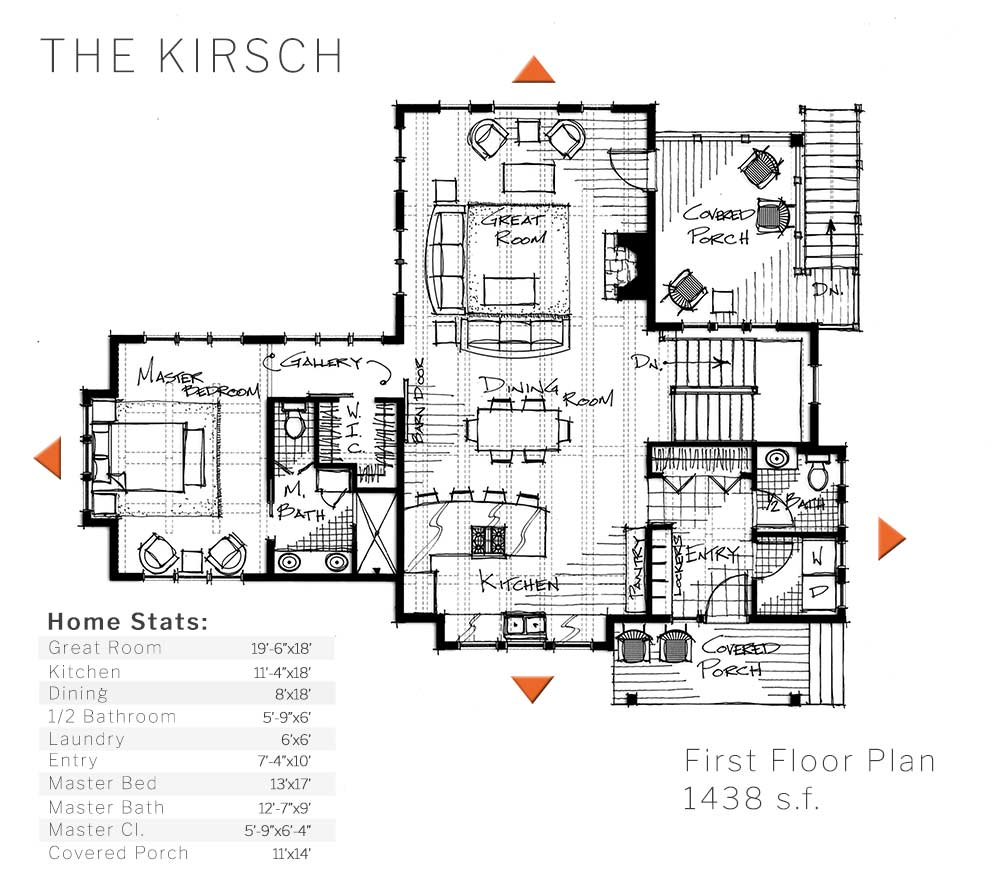 Timber Frame Home Designs | Kirsch | Timberbuilt