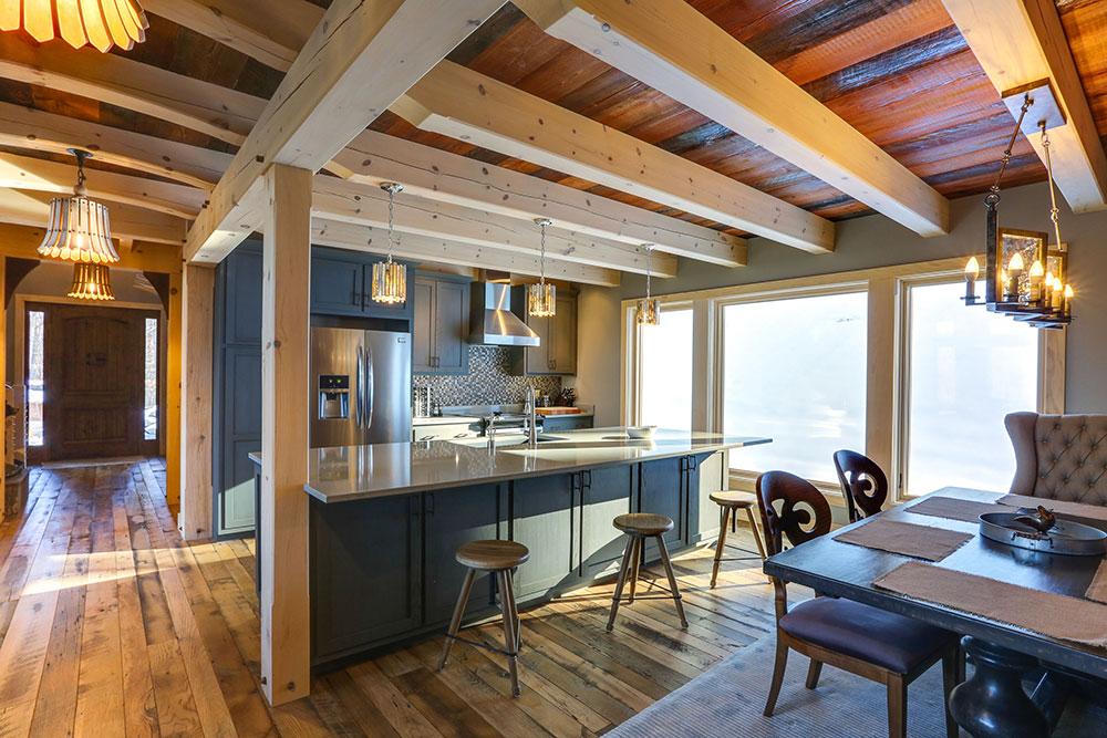 Timber Frame Kitchens Image Gallery Timberbuilt