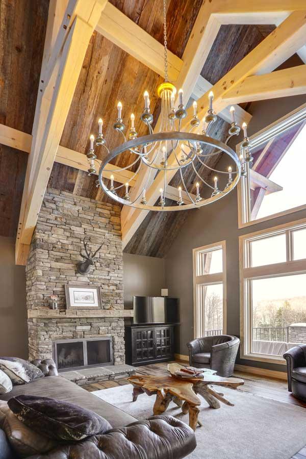 Marshal Timber Frame Home Designs Timberbuilt