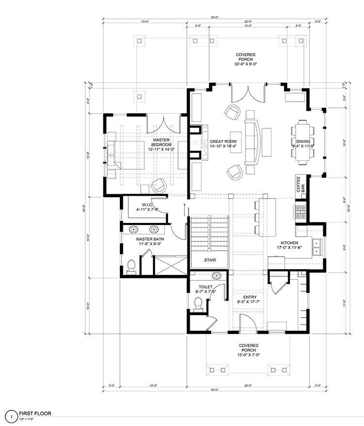 yankee lake new york lake cottage timberbuilt Construction Framing Diagrams the budget set is an abbreviated set of plans to help you get an idea of what your home will ultimately cost and it s the first major step in building with